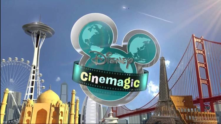 Disney Cinemagic Disney Cinemagic HD UK NEW World of Adventure Ident 1 2012 1080p