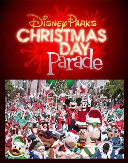 Disney world christmas parade 1998 sarah