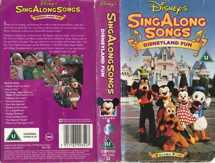 Disney Sing Along Songs Very Merry Christmas Songs 2002.Disney Sing Along Songs Alchetron The Free Social
