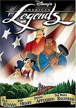 Disney's American Legends httpsimagesnasslimagesamazoncomimagesI5