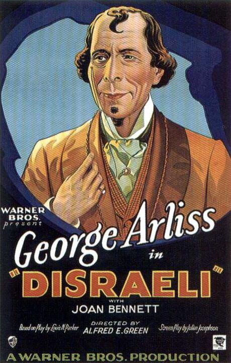 Disraeli (1929 film) Disraeli 1929
