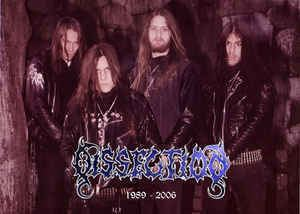 Dissection Dissection Discography at Discogs