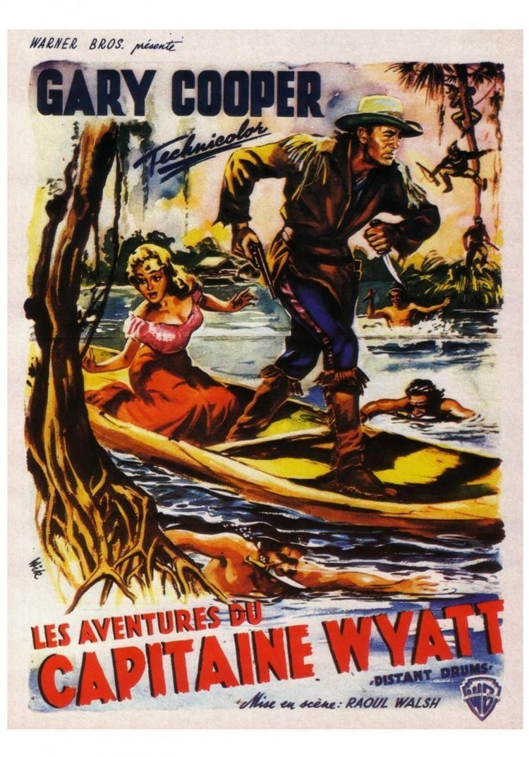 Distant Drums Distant Drums Raoul Walsh 1951 western Pinterest