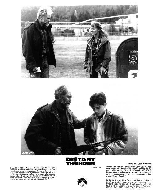 Distant Thunder (1988 film) Lost Video Archive Distant Thunder