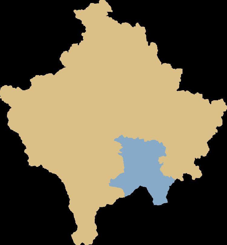 District of Ferizaj