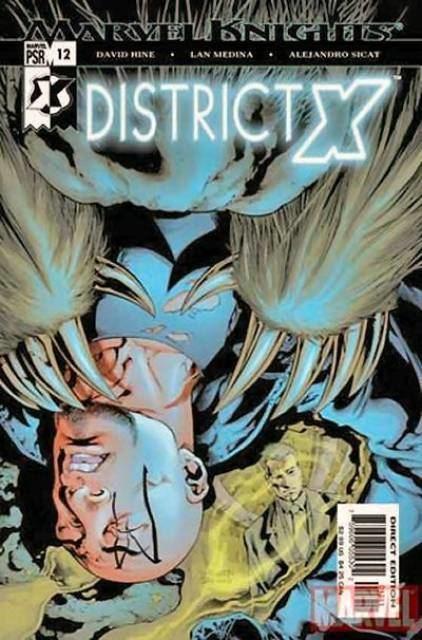 District X District X 1 Mister M Part 1 Issue