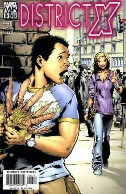 District X District X Volume Comic Vine