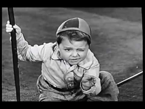 Divot Diggers Little Rascals Divot Diggers 1936 YouTube