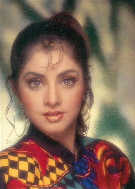 Divya Bharti divya divya bharti Photo 34471613 Fanpop