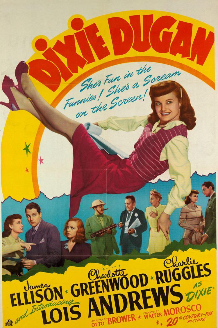 Dixie Dugan (film) wwwgstaticcomtvthumbmovieposters45949p45949