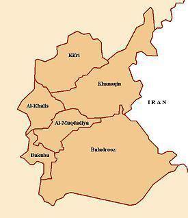Diyala Governorate Diyala Governorate Wikipedia