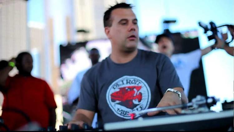 DJ Godfather DJ Godfather Opening Set Movement 2010 YouTube