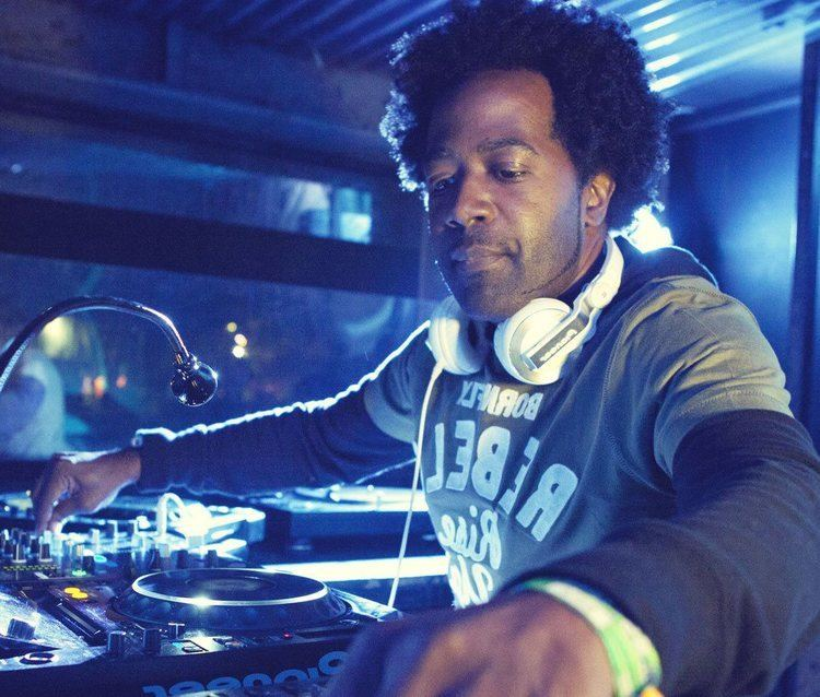 DJ Pierre RA DJ Pierre at Trapeze London