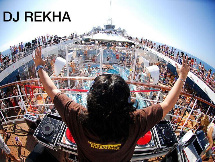 DJ Rekha DJ Rekha News and Latest Information Onesheet