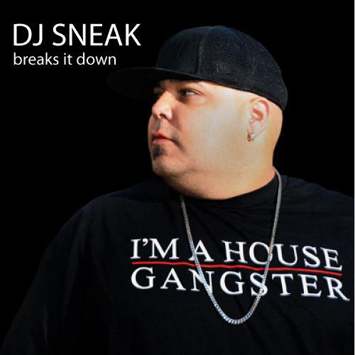DJ Sneak Sneak banadanna HG DJ SNEAK