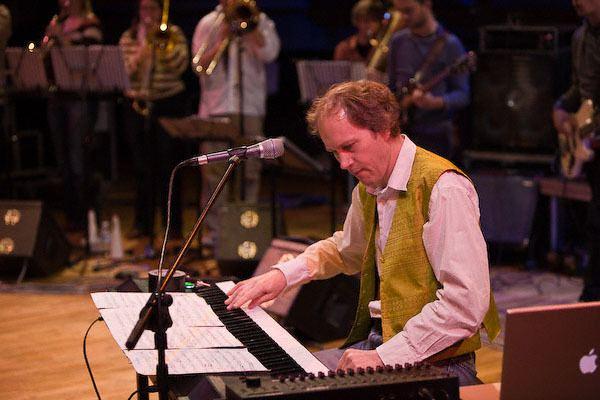 Django Bates Concert review Django Bates amp stoRMChaser thejazzbreakfast
