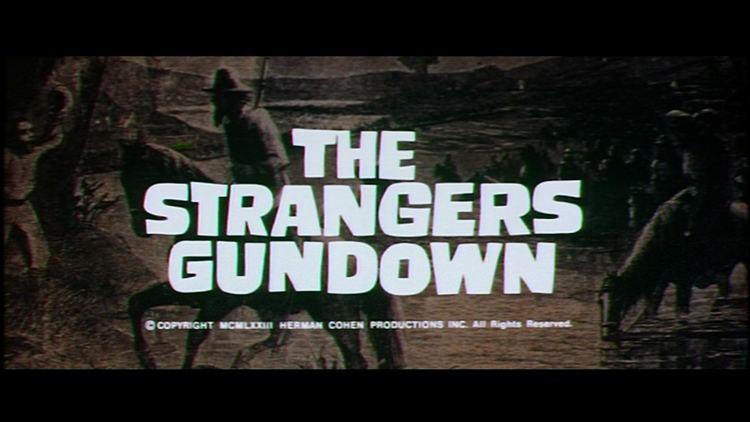 Django the Bastard Django the Bastard aka The Strangers Gundown DVD screenshots