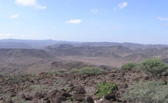 Djibouti Beautiful Landscapes of Djibouti