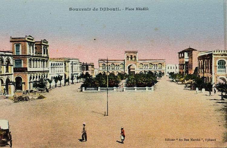 Djibouti in the past, History of Djibouti