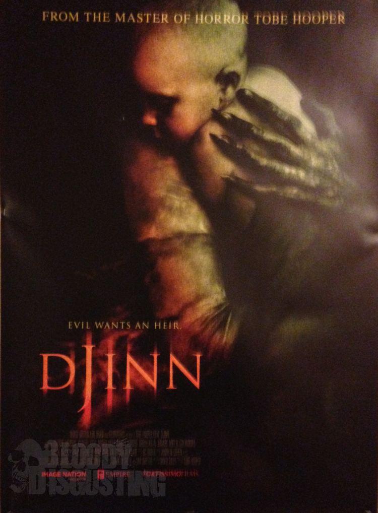 Djinn (film) Tobe Hooper To Release Djinn On VOD This Month