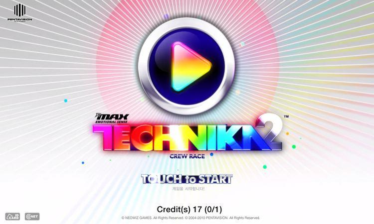 DJMax Technika 2 DJMAX TECHNIKA 2 TShirt