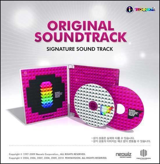DJMax Technika 2 Original Sound Version DJMAX TECHNIKA 2 Signature Collection