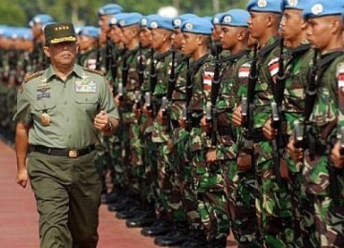 Djoko Santoso Jend Djoko Santoso TNI Segeralah Bersatu Selamatkan NKRI Dari