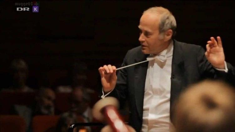 Ádám Fischer Mozart Symfoni nr 31 Paris DR UnderholdningsOrkestret Adam