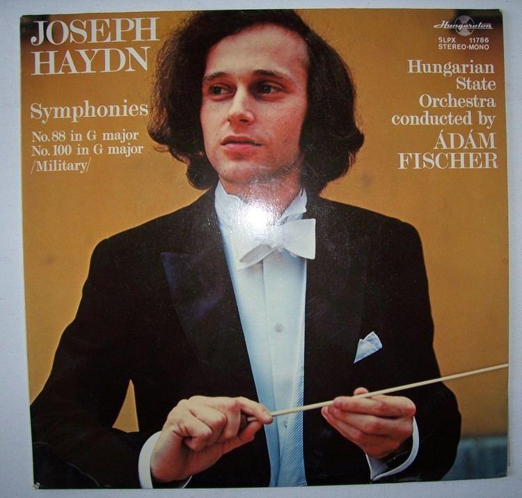 Ádám Fischer Adam Fischer Joseph Haydn 17321809 Symphonies No 88 amp No 100