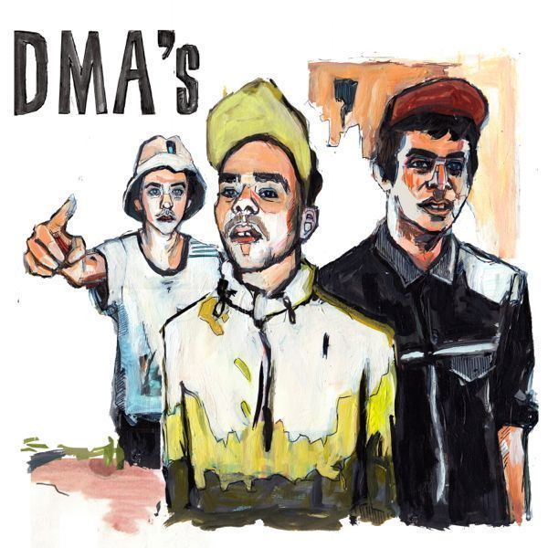 DMA's Who The Hell INTRODUCING DMA39s