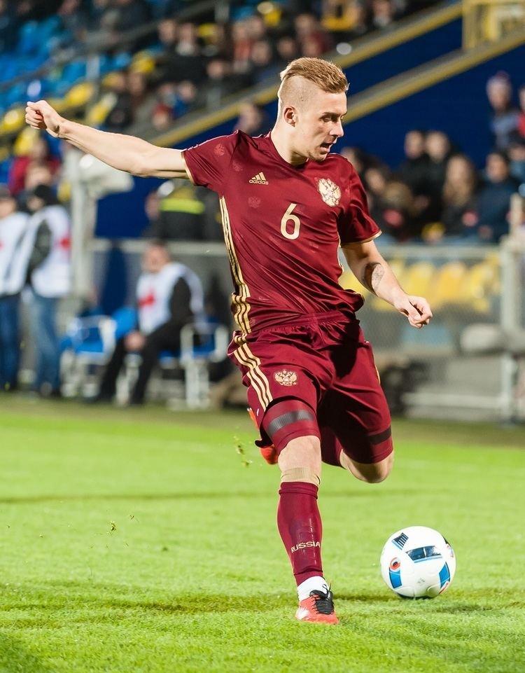 Dmitri Barinov Dmitri Barinov Biography Association football player Russia