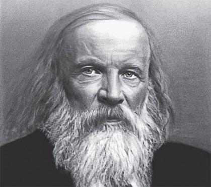 Dmitri Mendeleev Dmitri Mendeleev The man who started it all Publish