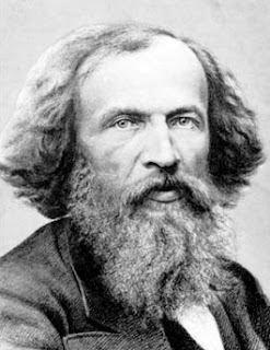 Dmitri Mendeleev Top 50 Warmest Men of All Time Xtratime Community