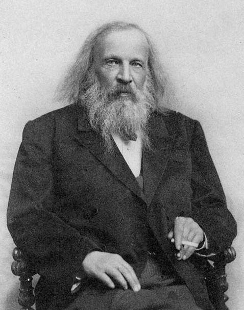 Dmitri Mendeleev Dmitri Mendeleev Wikipedia