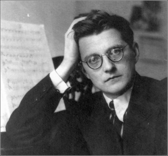 Dmitri Shostakovich Benjamin GagneMaynard Guided History