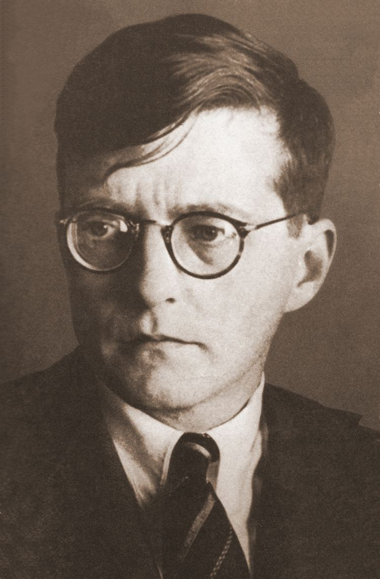 Dmitri Shostakovich Marking the passing of Shostakovich Robert Greenberg