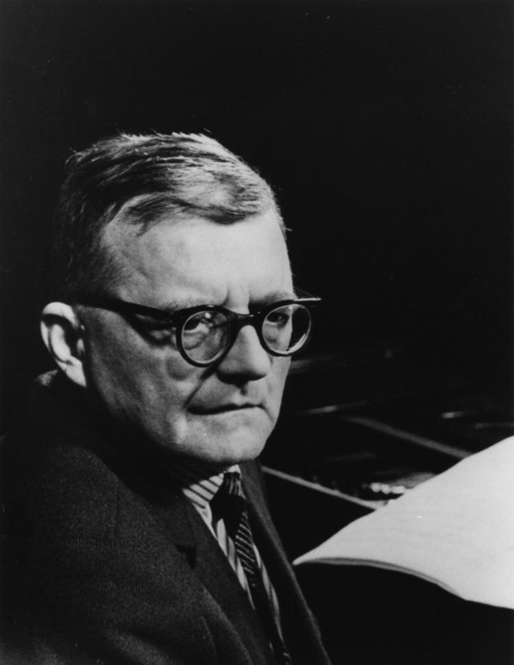 Dmitri Shostakovich Dmitri Shostakovich Photos Music Sales Classical