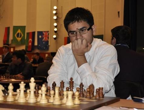 Dmitry Kokarev (chess player) GM Dmitry Kokarev takes Mumbai Mayors Cup Chessdom Chess