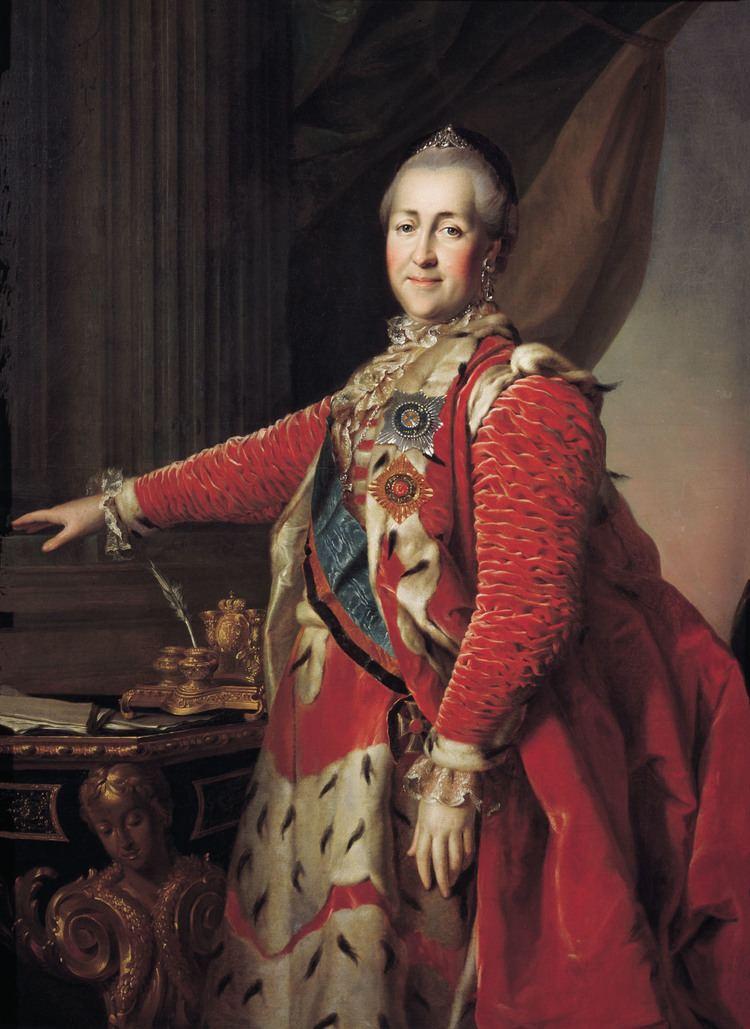 Dmitry Levitzky Portrait of Catherine II Dmitry Levitzky WikiArtorg