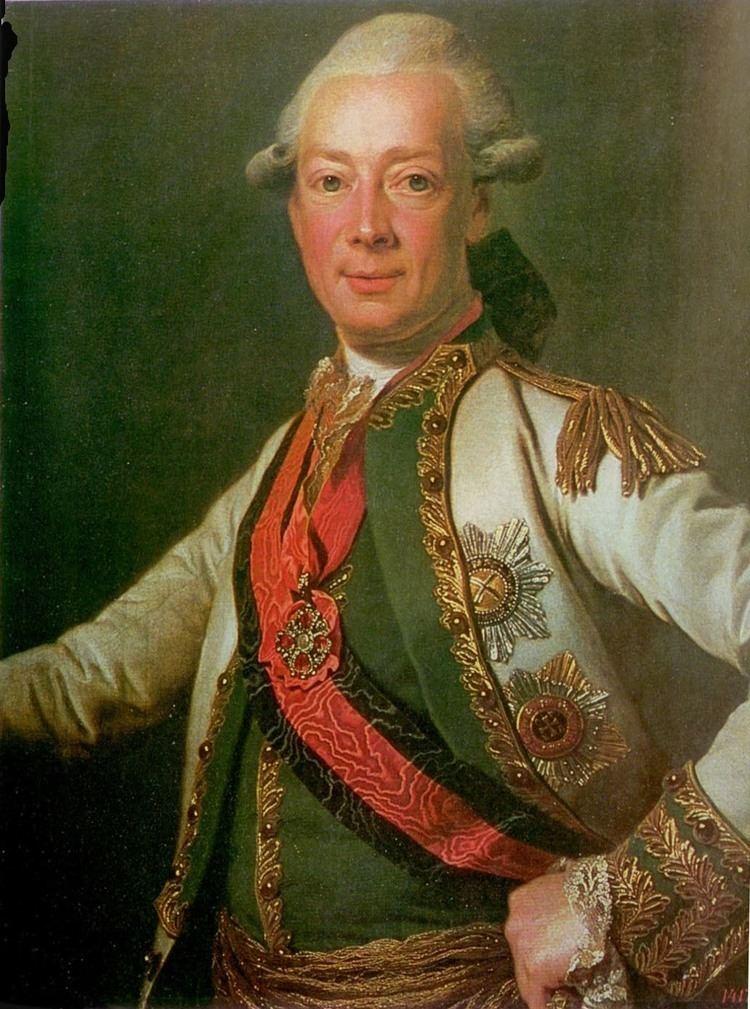 Dmitry Levitzky Count Ivan Grigoryevich Chernyshov Dmitry Levitzky