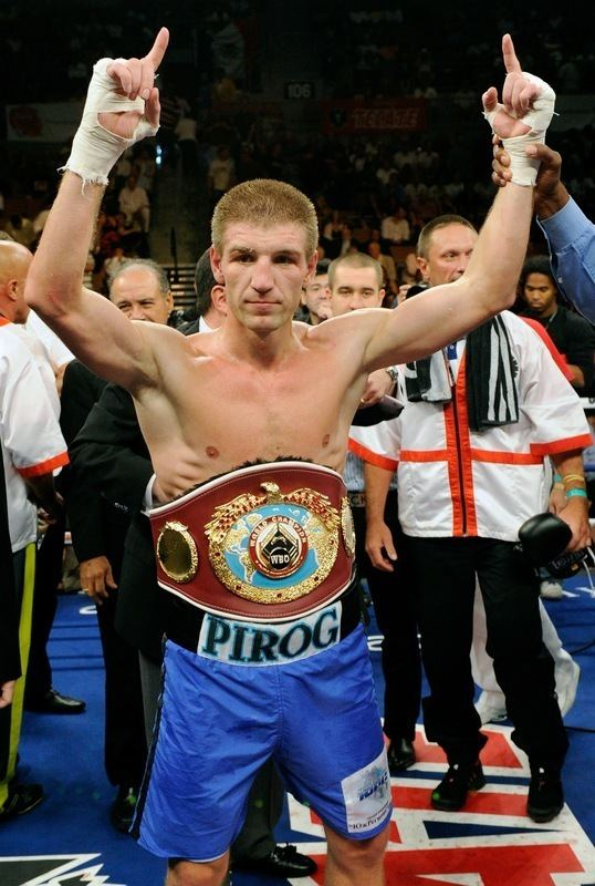 Dmitry Pirog Q amp A with Dmitry Pirog Boxing News Boxing UFC and