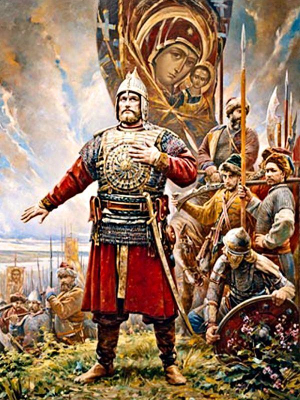 Dmitry Pozharsky Dmitry Pozharsky Art and Faith