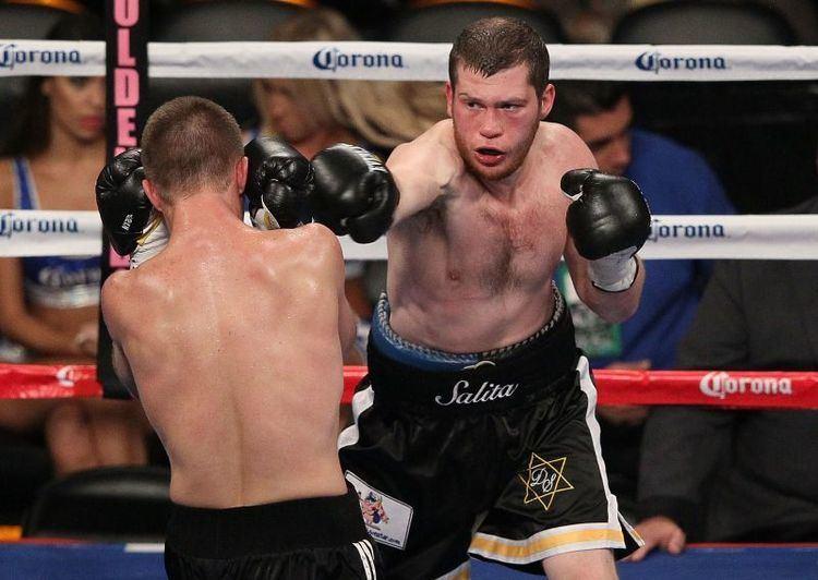 Dmitry Salita Hasidic boxer Dmitriy Salita considers retirement and a life in
