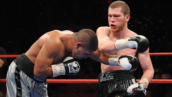 Dmitry Salita Life in Israel Dmitry Salita To Attempt A Boxing Comeback