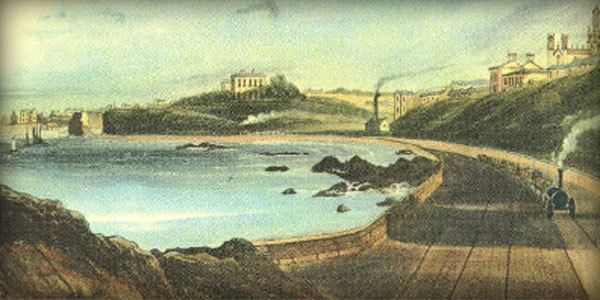 Dun Laoghaire in the past, History of Dun Laoghaire
