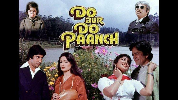 Do Aur Do Paanch 1980 Hindi Full Movies Shashi Kapoor