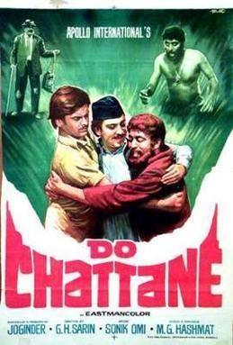 Do Chattane movie poster