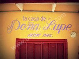 Doña Lupe La Casa de Doa Lupe Baja Wine Country Guide