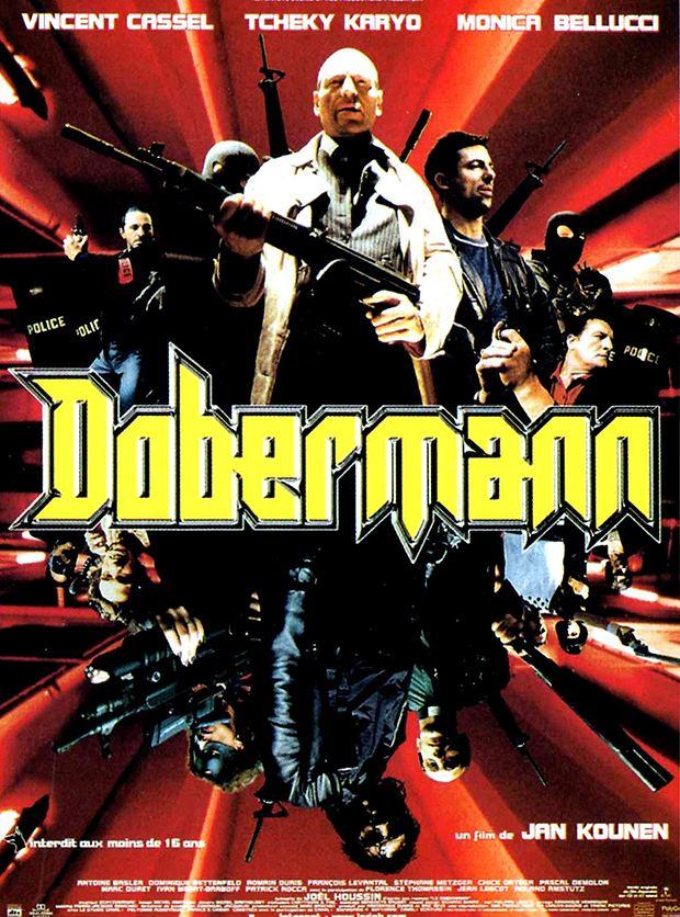 Dobermann (film) Dobermann Soundtrack details SoundtrackCollectorcom