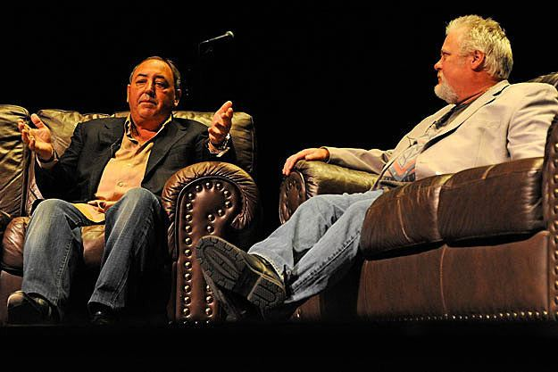 Doc McGhee Kiss Manager Doc McGhee Blasts Rock and Roll Hall of Fame